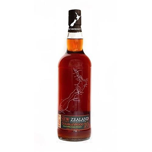 New Zealand Double Wood 10 years old Willowbank Distillery 40% 70cl Image 1