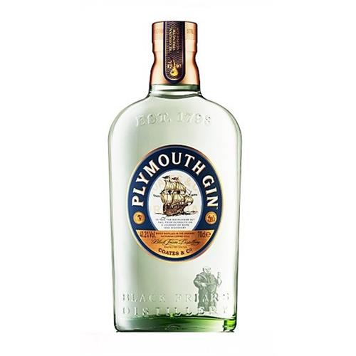 Plymouth Gin 41.2% vol 70cl Image 1