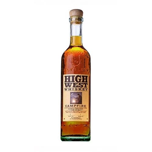 High West Campfire Whiskey 46% 75cl Image 1