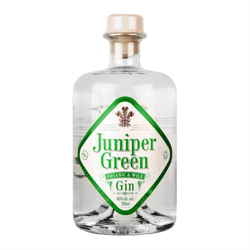 Juniper Green Organic Gin 70cl Image 1