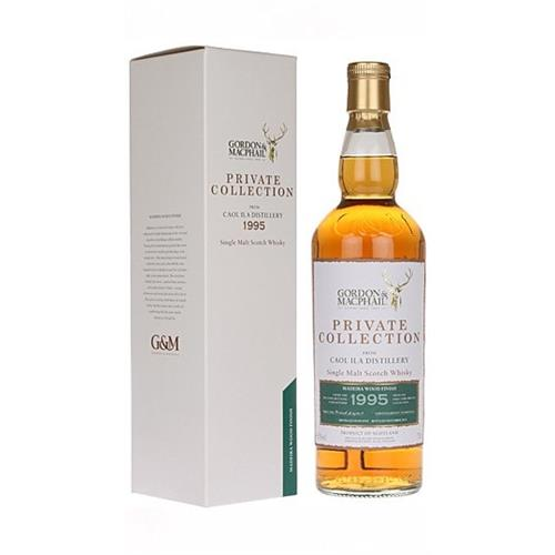 Caol Ila 1995 Madeira Wood Finish Private Collection G&M 45% 70cl Image 1