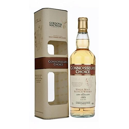 Jura 1997 Connoisseurs Choice Gordon Macphail 46% 70cl Image 1