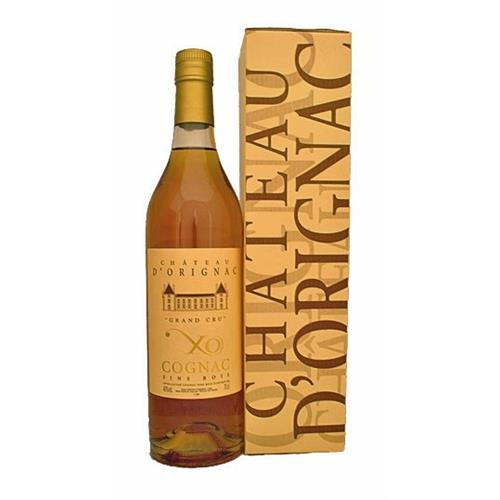 Chateau D'Orignac XO Cognac Grand Cru Single Estate 40% 70cl Image 1