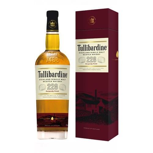 Tullibardine 228 Burgundy Finish 43% 70cl Image 1