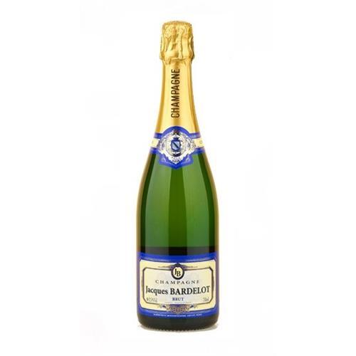 Jacques Bardelot Champagne Brut 12.5% Image 1