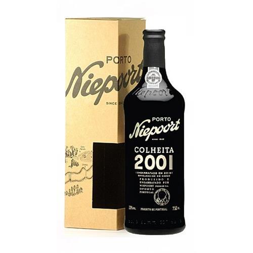 Niepoort Colheita 2001 Tawny Port 20.5% 75cl Image 1