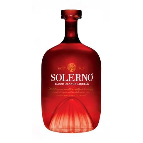 Solerno Blood Orange Liqueur 40% 70cl Image 1