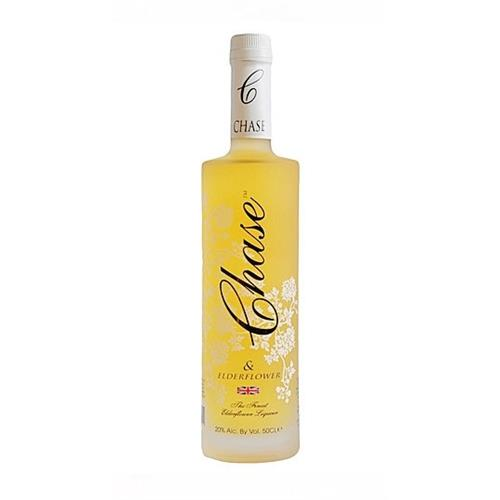 Chase Elderflower Liqueur 20% 50cl Image 1