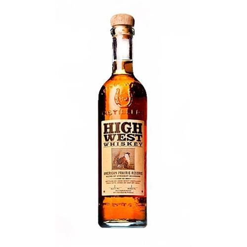 High West American Prairie Reserve 46% 75cl Image 1