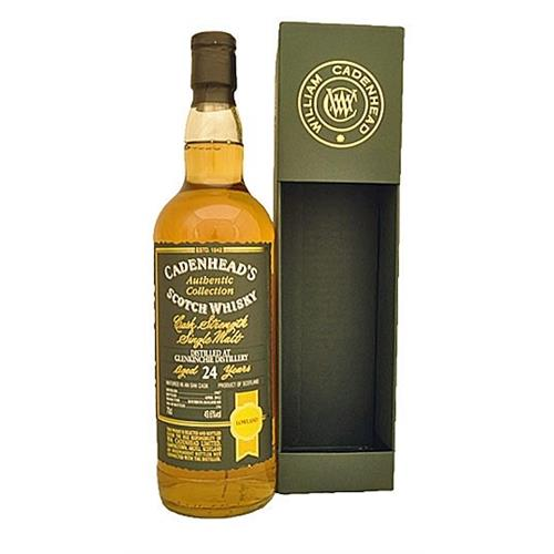 Glenkinchie 24 years old 1987 Cadenheads 49.6% 70cl Image 1