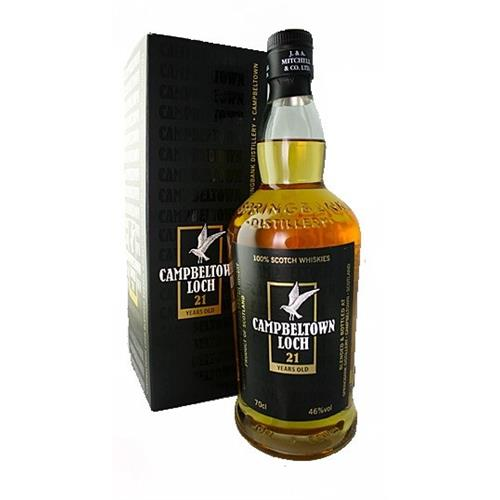 Campbeltown Loch 21 years old 46% 70cl Image 1