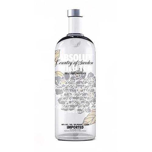 Absolut Wild Tea Vodka 40% 70cl Image 1