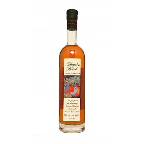 Kingston Black Apple Aperitif 18% 50cl Image 1