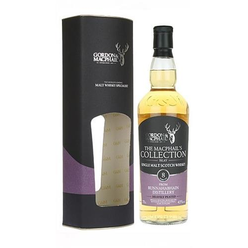 Bunnahabhain 8 years old Heavily Peated The Macphails Collection 43% 70cl Image 1