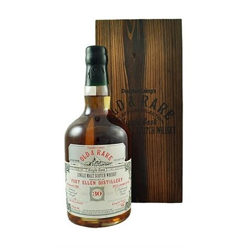Port Ellen 30 Years old 1982 Old & Rare 53.1% 1 of 139 bottles Image 1