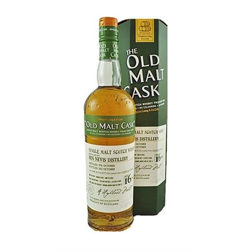 Ben Nevis 16 years old 1996 Old Malt Cask. 50% 70cl Image 1