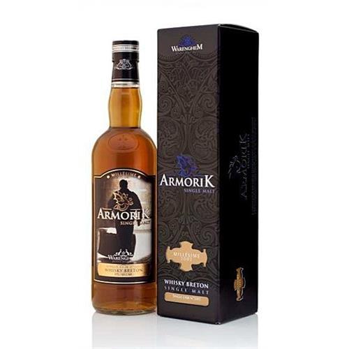Armorik Single Cask 2002 Whisky Breton 70cl Image 1