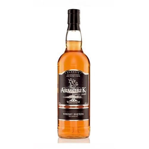 Armorik Classic Single Malt Whisky Breton 46% 70cl Image 1