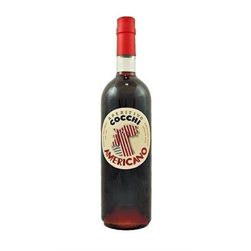 Cocchi Americano Rosa 16.5% 75cl Image 1