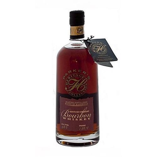 Parkers Heritage Bourbon 6th Edition 69.7% 75cl Image 1