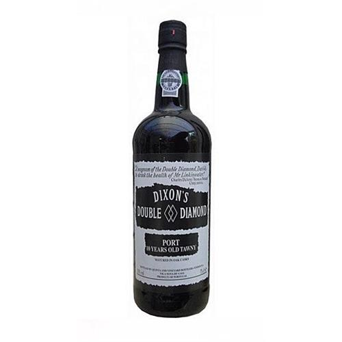 Dixons Double Diamond 10 years old Tawny Port 20% 75cl Image 1