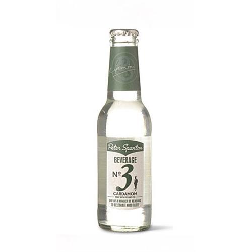 Peter Spanton Beverage No.9 Cardamom 200ml Image 1