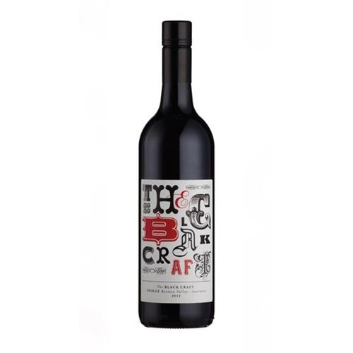 The Black Craft Shiraz 2019 Barossa Valley 75cl Image 1