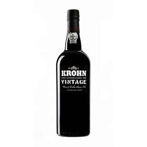 Krohn 2005 Vintage Port 20% 75cl Image 1
