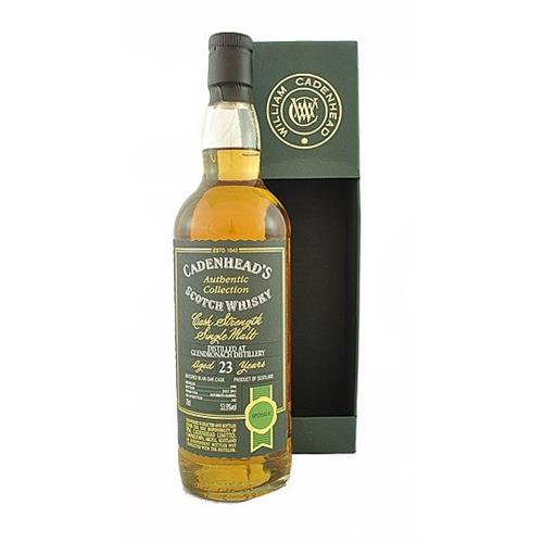 Glendronach 23 years old 1990 Cadenheads 53.9% 70cl Image 1