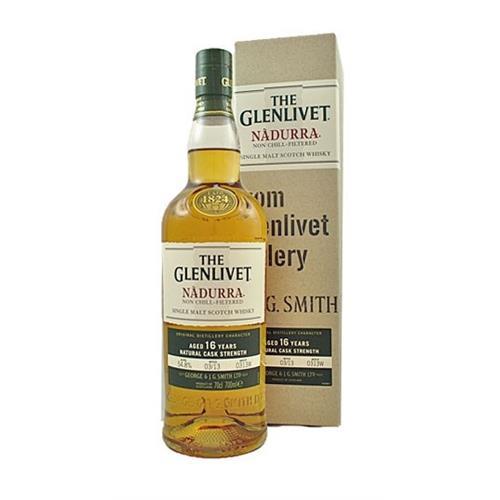 Glenlivet Nadurra 16 years old Batch 031 Bottled 03/13 54.8% 70cl Image 1