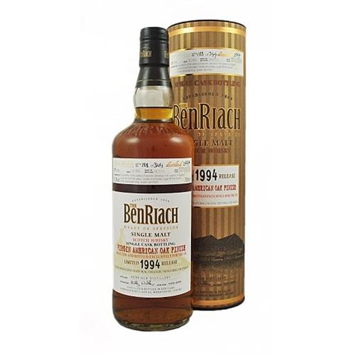 Benriach 1994 Virgin American Oak Finish , 19 years% 70cl Image 1