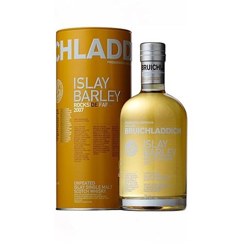 Bruichladdich Islay Barley 2007 Rockside Farm 50% 70cl Image 1