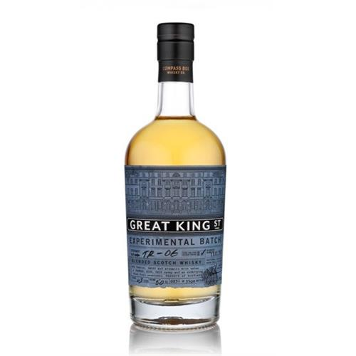 Great King Street Experimental Batch TR-06 Compass Box 43% 50cl Image 1