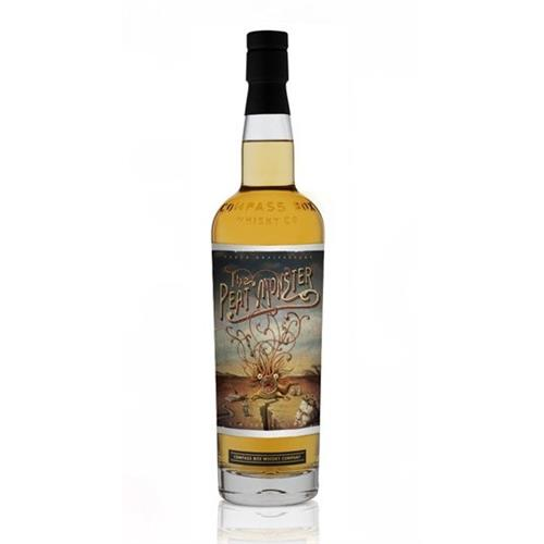 The Peat Monster10th Anniversary Compass Box 48.9% 70cl Image 1