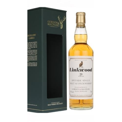 Linkwood 25 years old Gordon & Macphail 43% 70cl Image 1