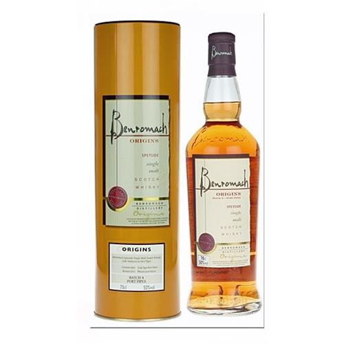 Benromach Origins Batch 4 Port Pipes 50% 70cl Image 1