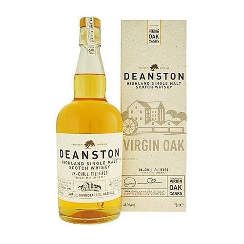 Deanston Virgin Oak Casks 46.3% 70cl Image 1