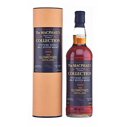 Glenrothes 1969 The Macphails Collection 43% 70cl Image 1