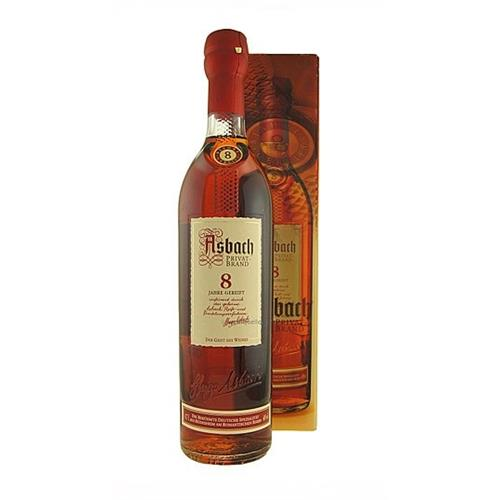 Asbach Private Brand 8 years old 40% 70cl Image 1