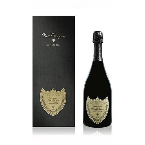 Dom Perignon 2004 Vintage Champagne 12.5% 75cl Image 1