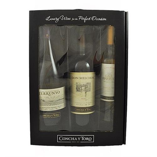 Concha Y Toro Luxury Wine Pack Image 1