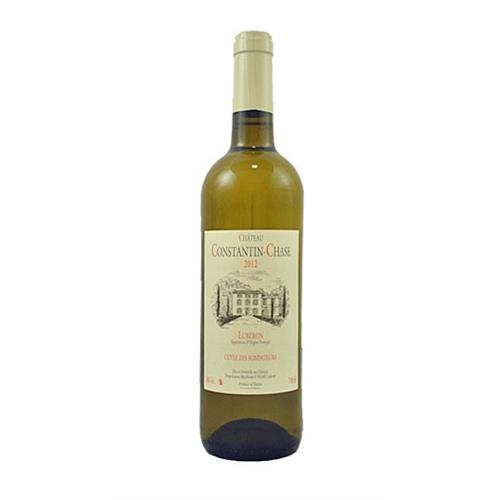 Chateau Constantin Chase 2012 Luberon 75cl Image 1
