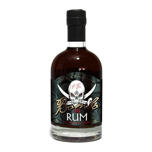 Bombo Full On Caramel & Coconut Rum40% 70cl Image 1