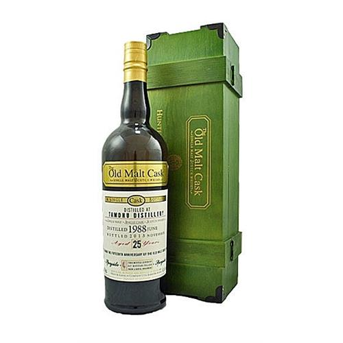 Tamdhu 1988 25 Years old Old Malt Cask 15th Anniversay 53.6% 70cl Image 1