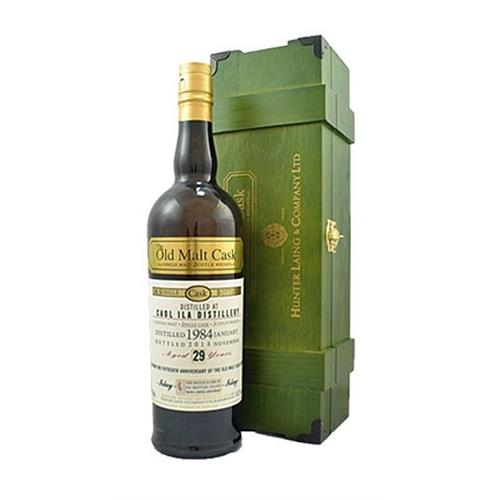 Caol Ila 1984 29 years old Old Malt Cask 15th Anniversary 50.2% 70cl Image 1