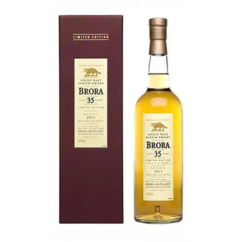 Brora 1977 35 years old Special Release 2013 49.9% 70cl Image 1