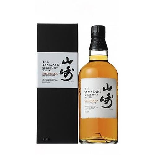 Suntory Yamazaki Mizunara Bottled 2013 48% 70cl Image 1