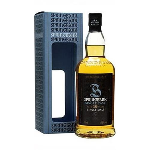 Springbank 16 years old Madeira 56% 70cl Image 1