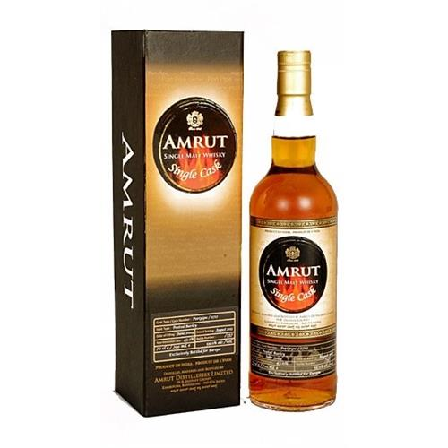 Amrut Single Cask Port Pipe 59% 70cl Image 1