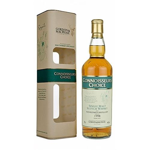 Inchgower 1998 Connoisseurs Choice 46% 70cl Image 1